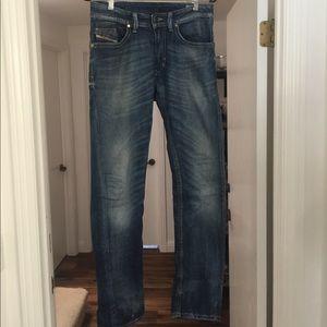 Men's Diesel Thavar slim skinny jeans 29 x 30